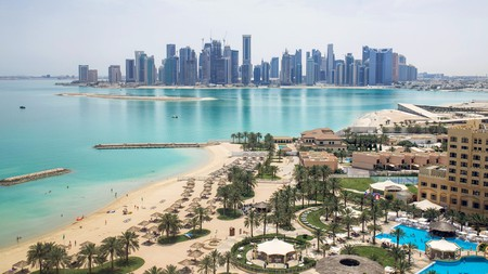 Doha is home to a number of beautiful beaches