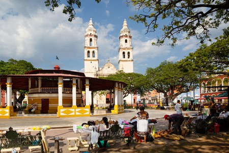 Campeche's status as a UNESCO World Heritage site makes it a fascinating place to explore