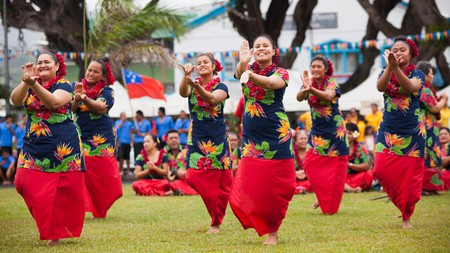 There's plenty to see and do in Apia, Samoa