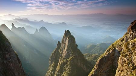 Dedo de Deus, Parque Nacional da Serra dos Órgãos