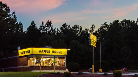 Waffle House in Snellville, Georgia