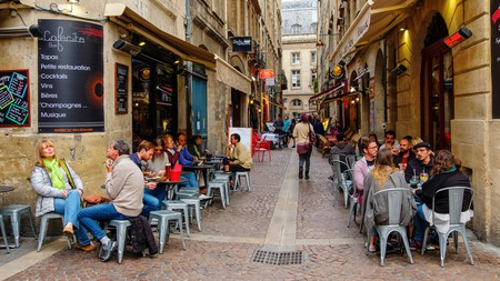 """Though Bordeaux is famed for meaty """"entrecôte à la Bordelaise"""", vegetarians will certainly not go hungry"""