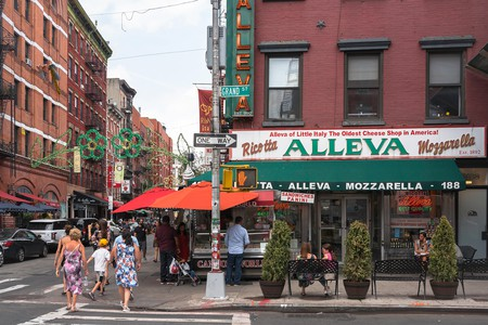 Get a taste of Little Italy's famous food