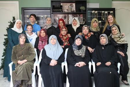 The women of Green Creations in Aqaba