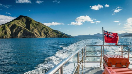 Hop on the Pelorus Mail Boat for a rare journey to a remote part of New Zealand's South Island
