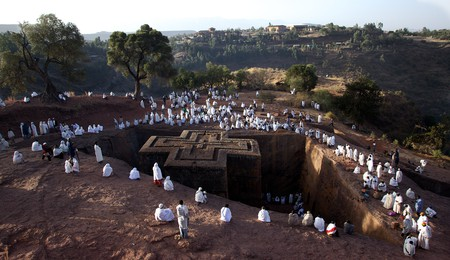 Lalibela is one of the holiest places in the world, let alone East Africa.