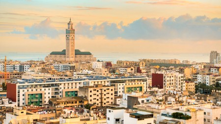 Derb Ghallef is a vibrant, bustling district that offers visitors an insight into the real Casablanca