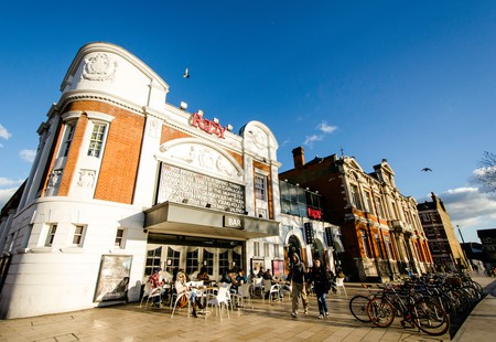 Brixtonhas a long association with music, culture and excellent food