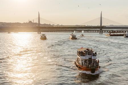 Bosporus, Istanbul, Turkey