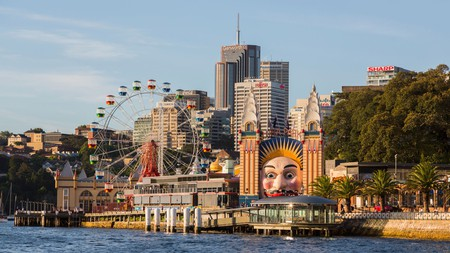 Sydney is brimming with fun adventures, including Luna Park