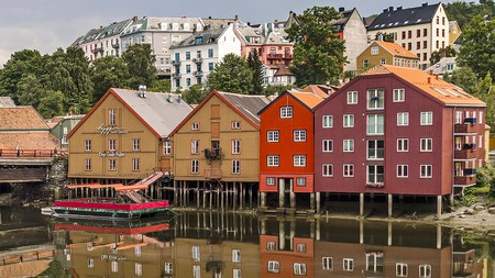 Trondheim, Norway's third-largest city, is becoming increasingly disability-friendly