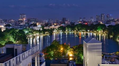 Hanoi, Vietnam, has a vibrant nightlife scene