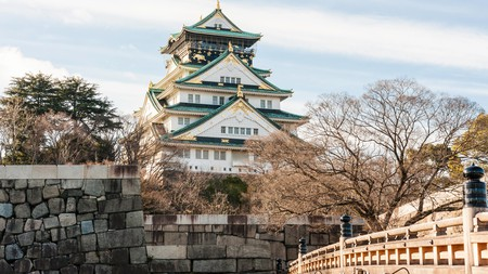 Osaka Castle is one of the must-visit sights when in Osaka