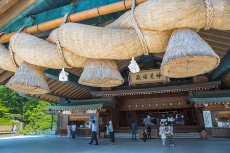 Izumo-taisha is the oldest shrine in Japan