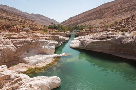 Oman's beautiful wadis are the perfect antidote to its extreme heat