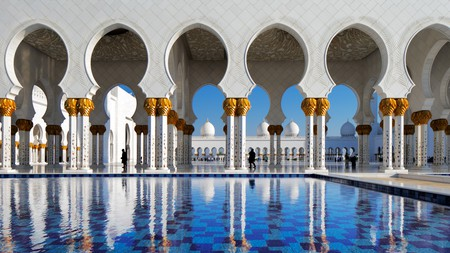 Explore intricately designed mosques and palaces on this fascinating course