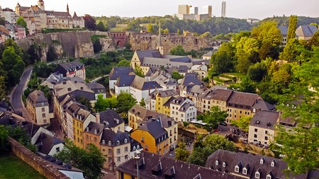 Luxembourg City is brimming with old-world charm