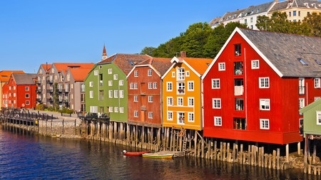 Visit Trondheim to explore Norway's cultural history
