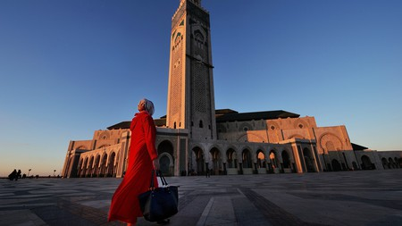 Casablanca's Hassan II Mosque is among the city's many highlights