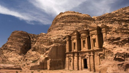 Take a virtual tour around the ancient city of Petra
