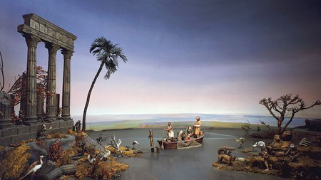 Head to the Bayerisches Nationalmuseum in December to see its beautiful Nativity scenes