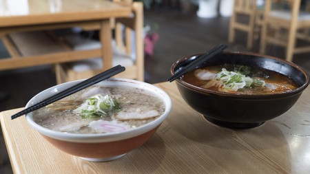 The ramen of Kitakata has made this small mountain town in Fukushima renowned for its Japanese noodles