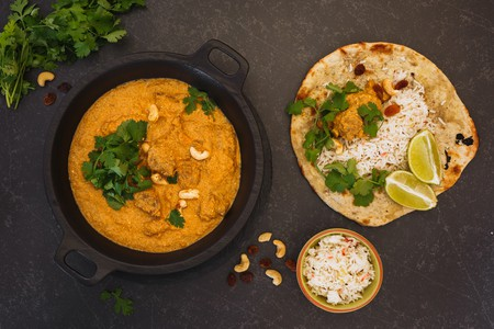 Feast on a first-class curry in Manchester