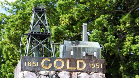 A visit to Victoria's goldfields might just yield you more than exiting memories