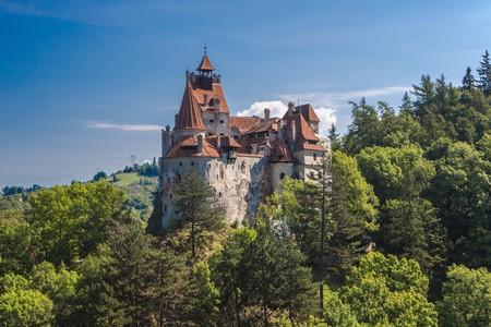 Transylvania's Bran Castle is a big draw for visitors to Romania