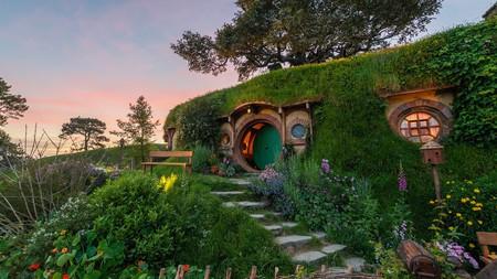 Head to Waikato, New Zealand, for a look at Hobbiton