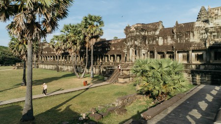 If you can't visit Angkor Wat, take a virtual tour, or even try a building your own version
