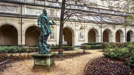 Lyon has many hidden gems to explore, including the Jardin du Palais Saint-Pierre