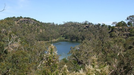 Budj Bim in Mt Eccles National Park, Victoria, is one of Australia's most significant historic sites