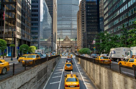 Manhattan's Grand Central Terminal and other landmarks are just a short walk from some of the best hostels in town