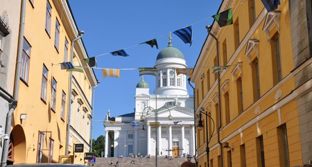 Helsinki Cathedral is a must-see during your visit to the Finnish capital