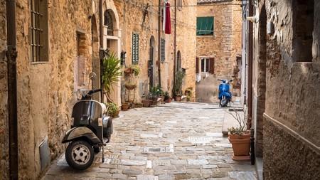 Campiglia Marittima, Tuscany, Italy