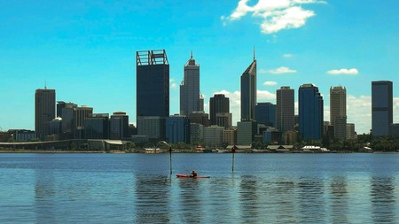 Get a new perspective of Perth from the water