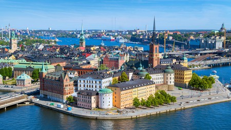 Stockholm aims to become the world's most accessible city