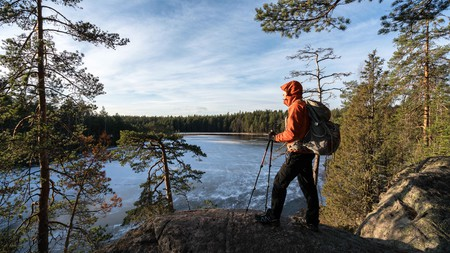 The great outdoors can be found close to Helsinki