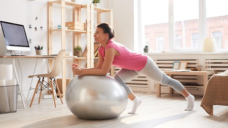 Tap into the many resources for working out at home