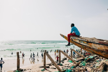 Fishing is a major source of food and revenue in Senegal