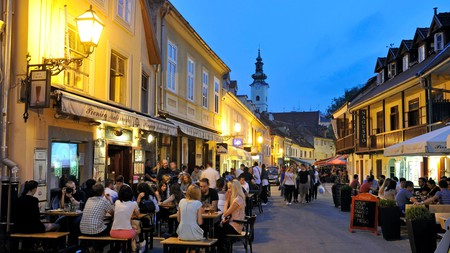From vegetarian cuisine to barbecue, there's something tasty for everyone in Zagreb