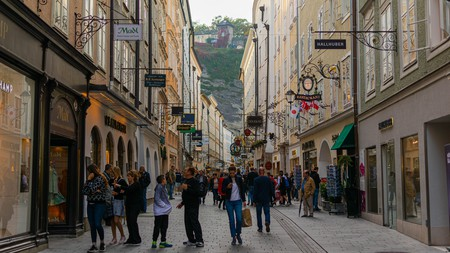 Salzburg's gastro scene attracts as many visitors as its historic sights