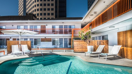 A stay in Studio City will put you in the thick of the cinematic action in Los Angeles