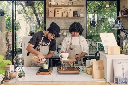 Chiang Mai's thriving café scene makes it easy to find an excellent cup of coffee or tea