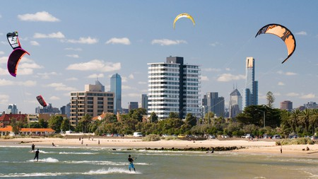 Melbourne is a perfect place to spend a day enjoying the great outdoors
