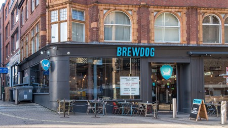 BrewDog has started creating hand sanitiser in response to the Covid-19 virus