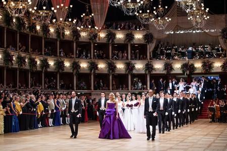 Vienna still hosts more than 450 balls each year