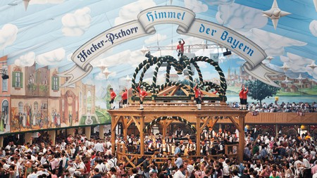Oktoberfest, Munich beer festival