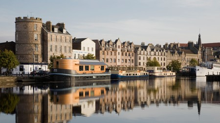 Leith, Edinburgh, is a must-visit for creative types and art lovers
